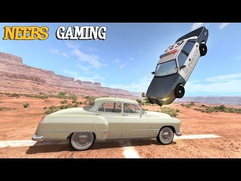 BeamNG Drive - Crazy Car Crashes & Destruction (BeamNG.Drive Gameplay)