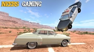 BeamNG Drive - Crazy Car Crashes & Destruction (BeamNG.Drive Gameplay)