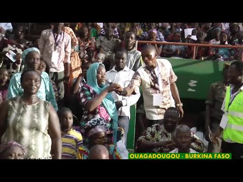 Enseignement sur la plénitude de l'amour de Jésus (Ouagadougou-Burkina Faso)