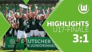 Wahnsinn! unsere u17-juniorinnen verteidigen die deutsche meisterschaft: herzlichen glückwunsch, mädels!▶ abonniert uns und aktiviert glocke: https://zly...