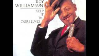 Sonny Boy Williamson - Once Upon A Time