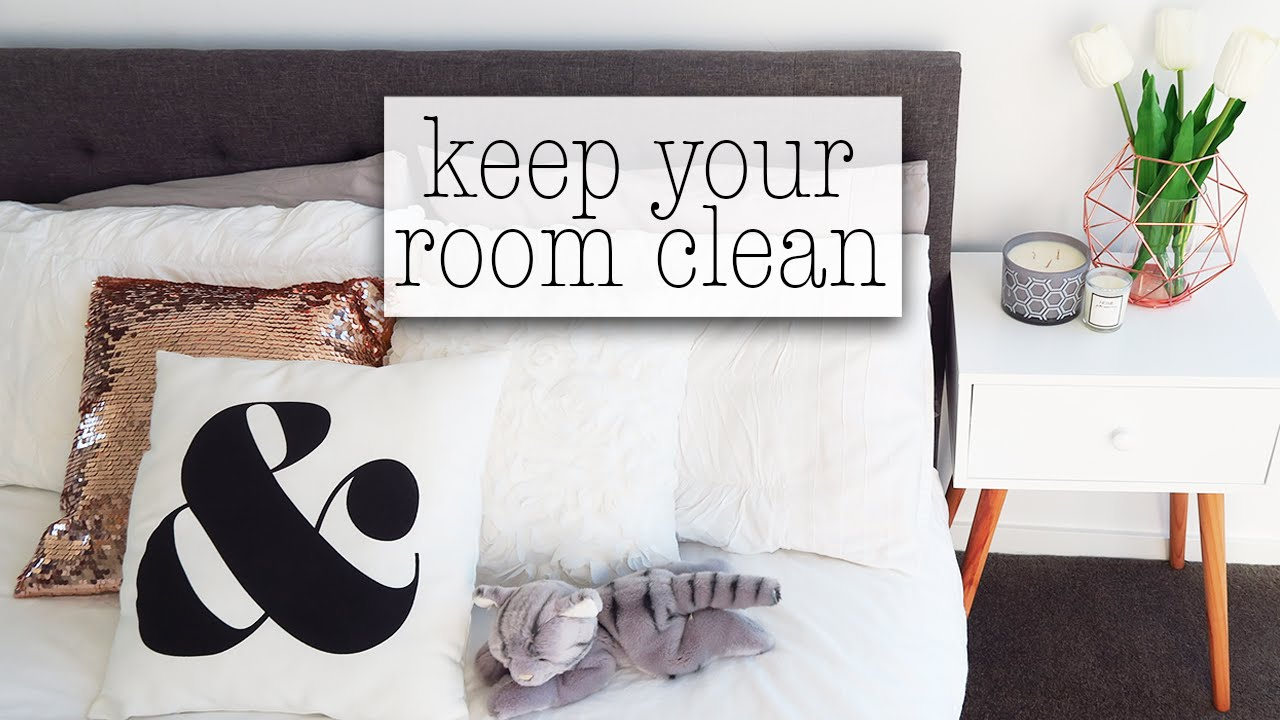 how to keep your room clean youtube. Black Bedroom Furniture Sets. Home Design Ideas