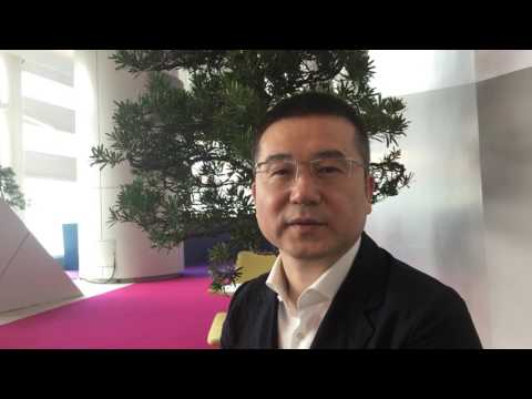 The chinese collector Qiao Zhibing speaks about his art