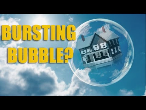 Has the Real Estate Bubble Finally Burst?