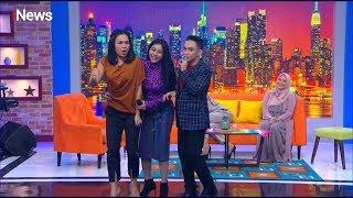 Enggak Hafal Lirik Lagu, Pamela Safitri Dimarahi Nita Thalia Part 03 - Call Me Mel 17/12