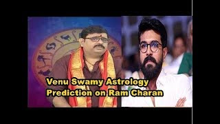 Venu Swamy Exclusive Astrology Prediction on Ram Charan | SouthColors