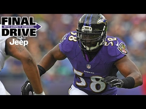 Harbaugh Hopes Dumervil Dominates In His Return | Final Drive | Baltimore Ravens