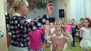 Работа с детьми подготовительной группы на начальном этапе обучения (2)