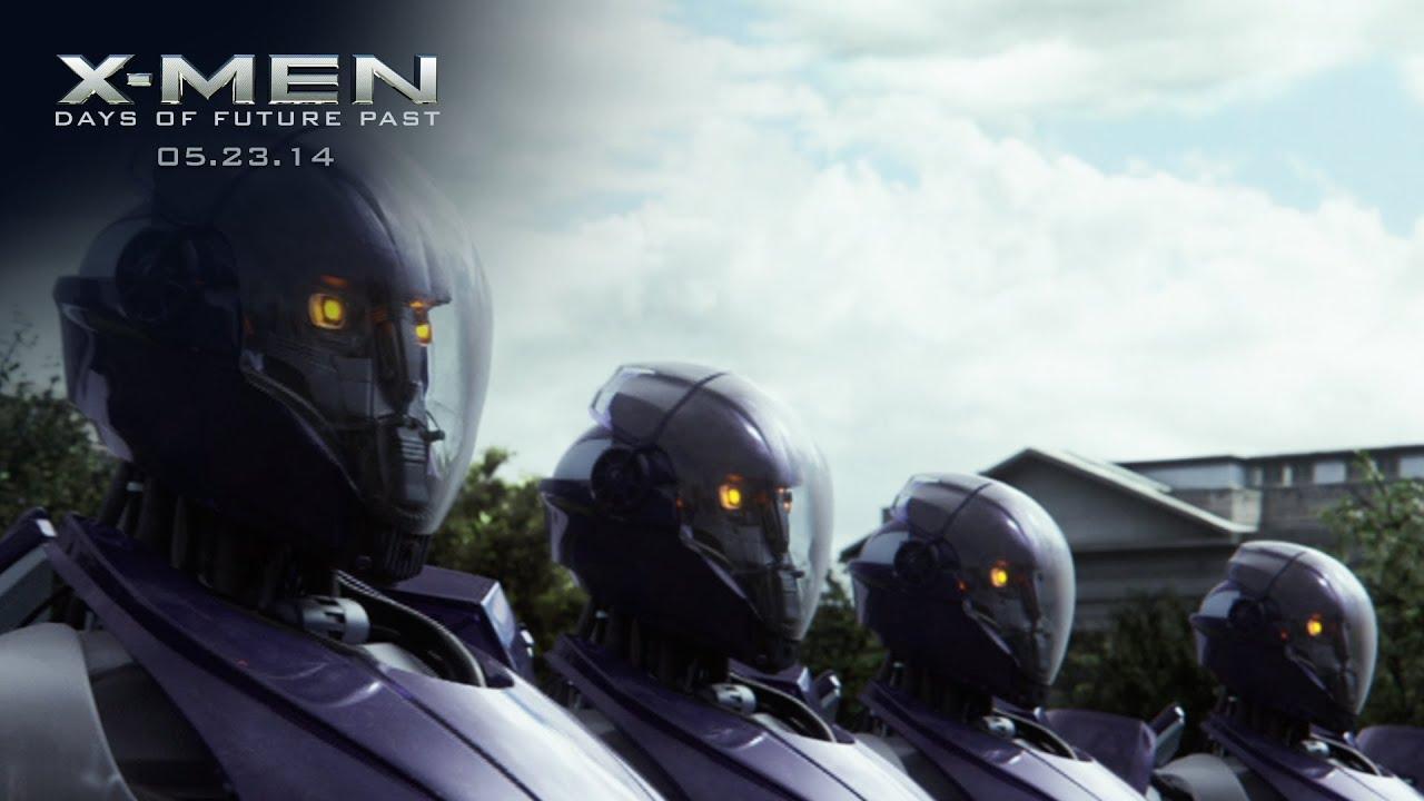 maxresdefault jpgX Men Days Of Future Past Sentinels Empire