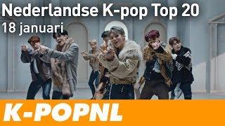 [MUSIC] Dutch K-pop Top 20: 18 January 2019 — K-POPNL