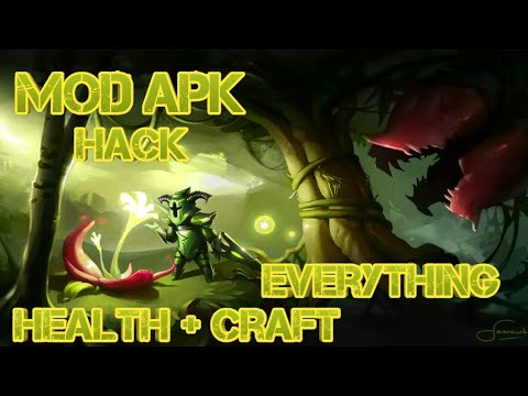 Download Terraria (MOD, Free Craft/Health) for android