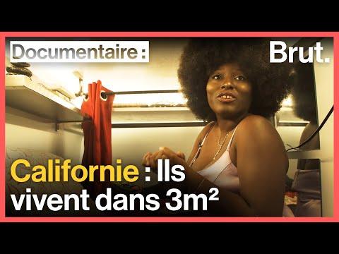 Californie : Ma Vie Dans 3m²