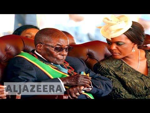 The rise and fall of Zimbabwe's Robert Mugabe