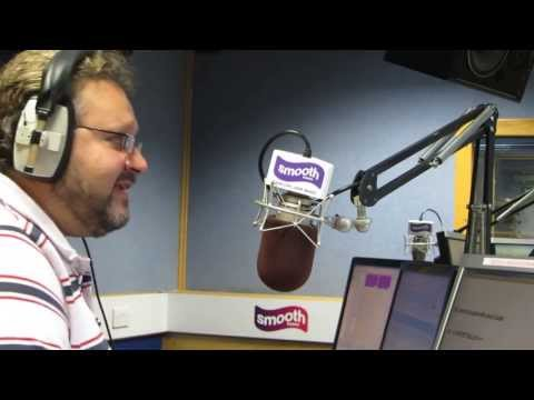 Jonny Gould on Smooth Radio with Simon Bates Sports news talking Real Madrid