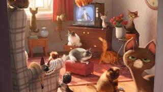 Тайная жизнь домашних животных / The Secret Life of Pets (2016) Второй трейлер HD