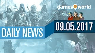 Far Cry 5, Quake Champions Open-Beta, Assassin's Creed 7 | Gamesworld Daily News - 09.05.2017