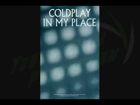 Coldplay In My Place - Instrument Mix [EstarngedBy]