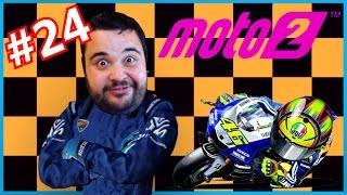 MOTO GP 15 - 24°: Prima Gara in Moto 2.