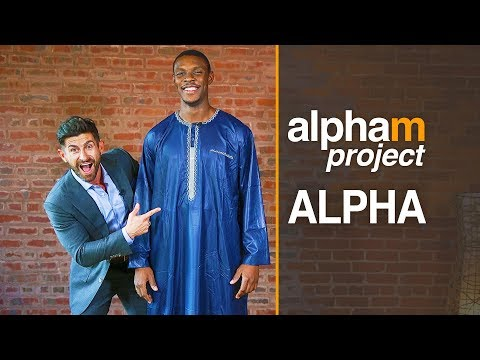 Alpha M Project ALPHA | A Men's Makeover Series S4E3