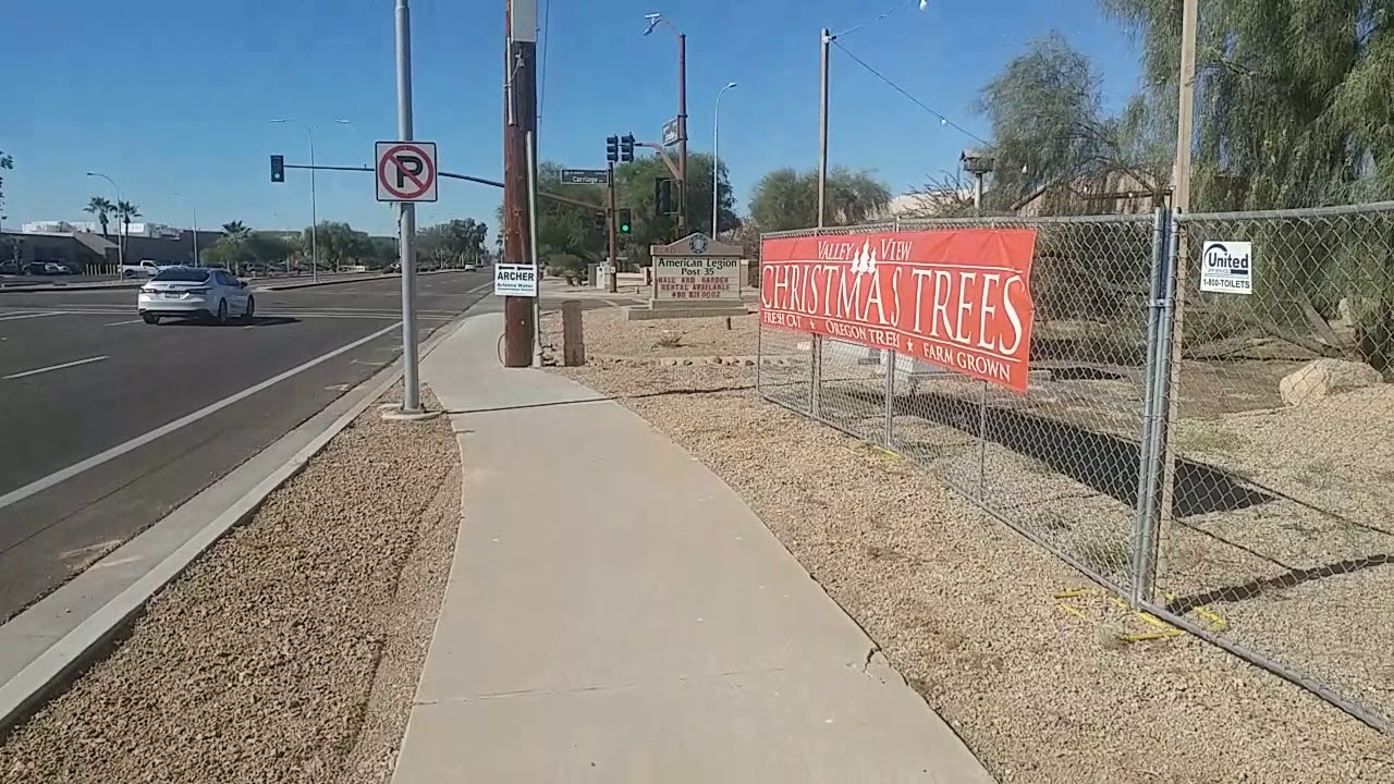 Valley View Christmas Trees 2240 West Chandler Boulevard