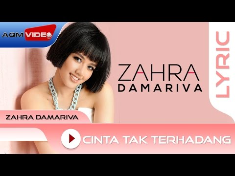 Zahra Damariva - Cinta Tak Terhadang (Theme Song: Rajawali) | Official Lyric Video