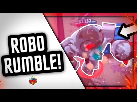 "BRAWL STARS :: ROBO RUMBLE ""What Brawlers Are Best?"" NEW UPDATE EVENT!"
