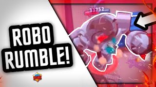 "BRAWL STARS :: ROBO RUMBLE ""What Brawlers Are Best?"" NEW UPDATE EVENT!"