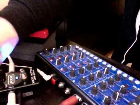 MFB Synth 2 demo