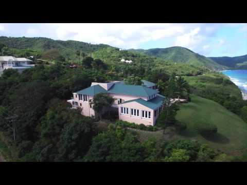 """Gorgeous Private Estate at Carambola's """"Hibiscus Point"""", St. Croix Virgin Islands"""