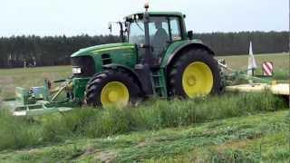 Zielone Agro show Kąkolewo 2012 + bonus