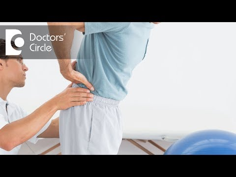 Management of pain due to Chronic Sacroiliitis in older individuals-Dr. Hanume Gowda