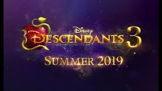 Descendants 3 - Cast 😍 Reactions! 🙌