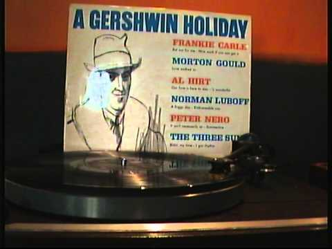 A GERSHWIN HOLIDAY  ( RCA Records 1963 )  Varios Jazz Vynil 33rpm