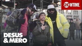 Behind the Scenes of Beef City | DESUS & MERO | SHOWTIME