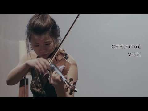 Yui Kakinuma - Puer natus est nobis - Chiharu Taki: violin
