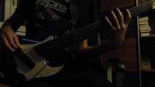 Beth Hart - Love is a lie (bass cover)