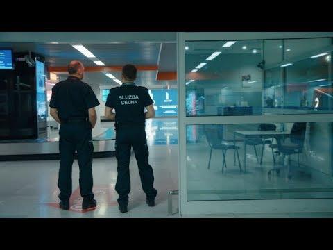 Przemytnicy - Lotnisko
