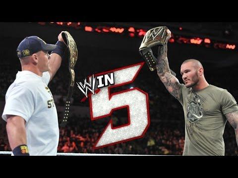 WWE in 5 - Week of November 25, 2013