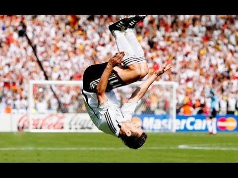 Klose's goal against Ghana World Cup  2-2