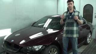 видео Краска для покраски автомобиля и ее виды
