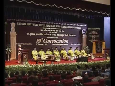 PM Modi at 19th Convocation of National Institute of Mental Health and Neuro Sciences, Bengaluru