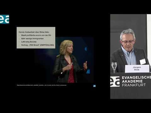 Jürgen Rink: Wie digitale Medien die Diskussion bestimmen