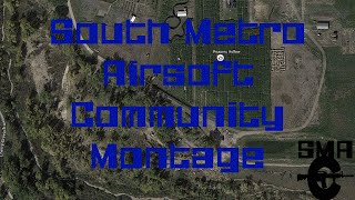 South Metro Airsoft Flat Acres Farm Community montage