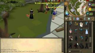 Selling My Level 118 Runescape account for Paypal/RSGP