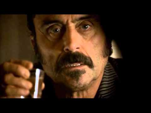 Ian McShane  I had a vision... Deadwood