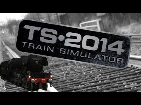 Train Simulator 2014: Western Lines Of Scotland (Part 1)