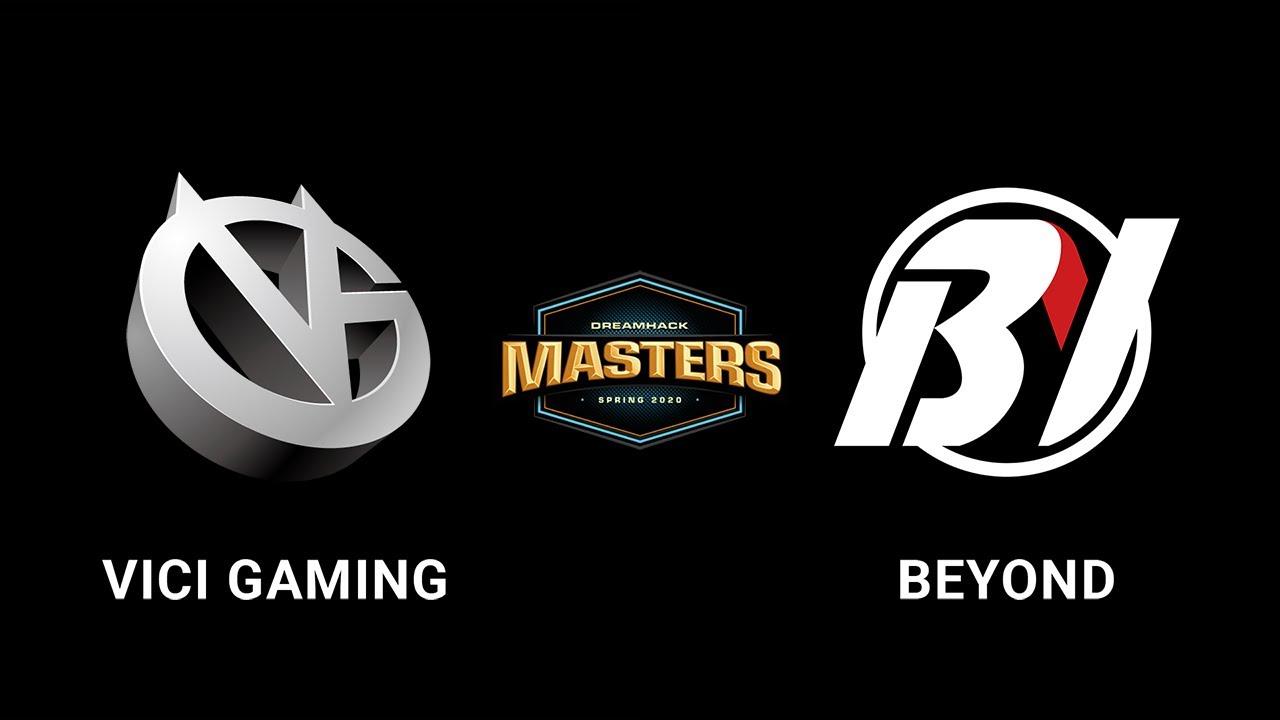 ViCi vs Beyond - Nuke - Lower Bracket - Asia - DreamHack Masters Spring 2020