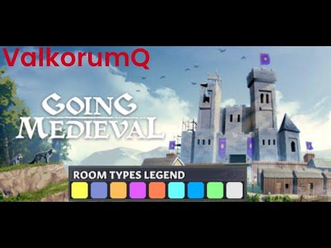 Going Medieval - Understanding Room Types |