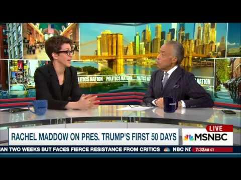 "Maddow: Melania libel lawsuit over escort allegations part of ""assault"" on media"