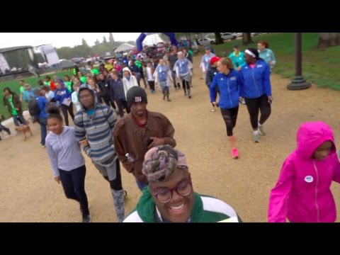 D.C. AUTISM SPEAKS WALK!